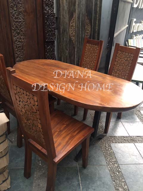 Dining Table Kayu IWDT 01