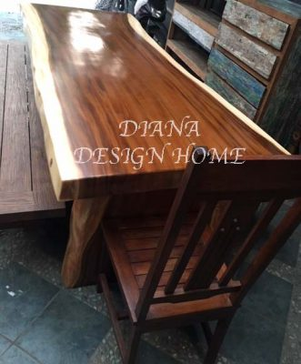 Dining Table Kayu IWDT 02