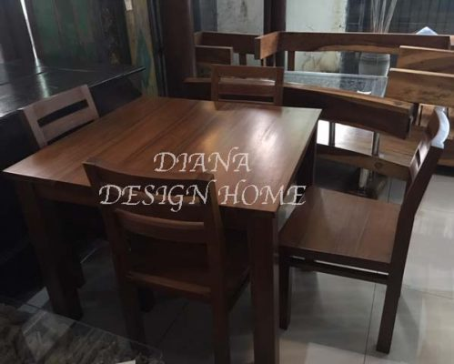 Dining Table Kayu IWDT 03
