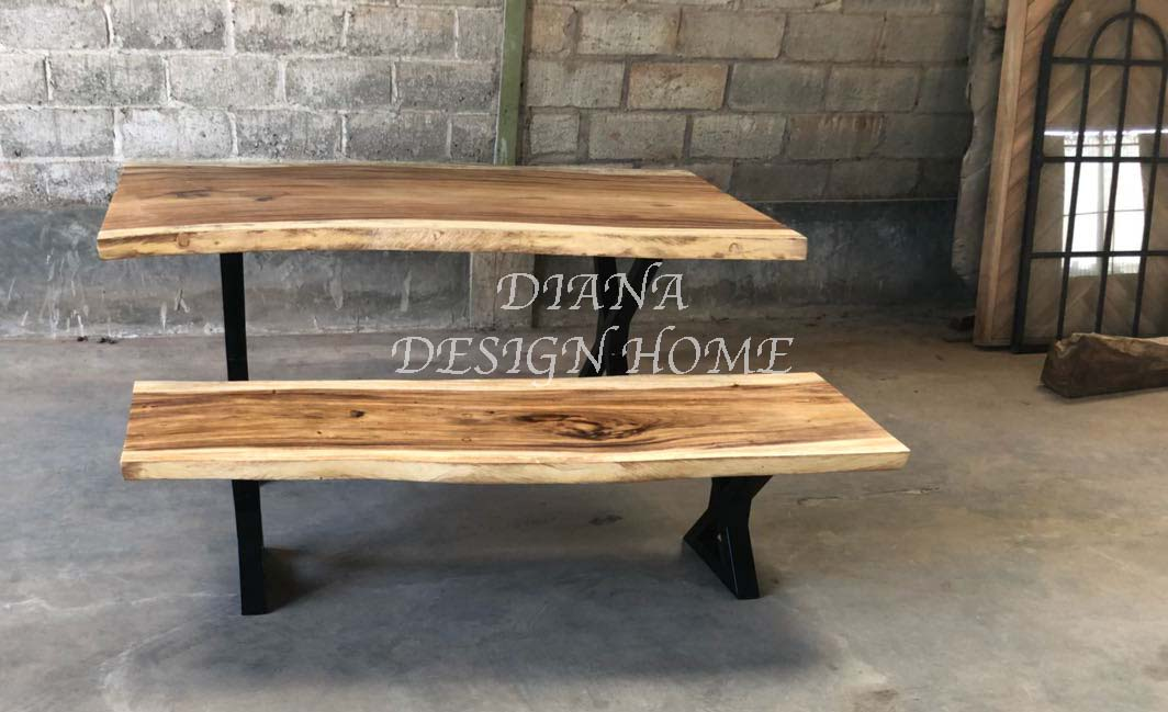 Dining Table Kayu IWDT 07