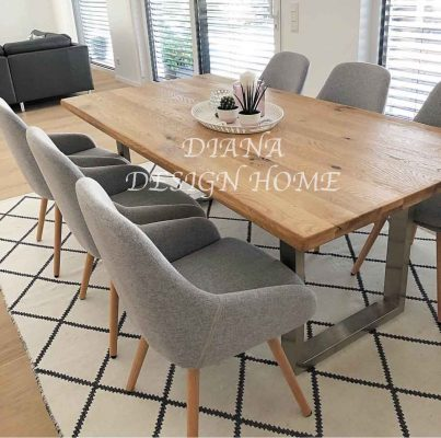 Dining Table Kayu IWDT 09
