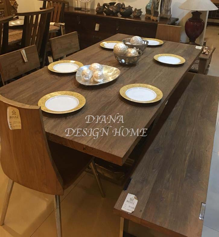Dining Table Kayu IWDT 14