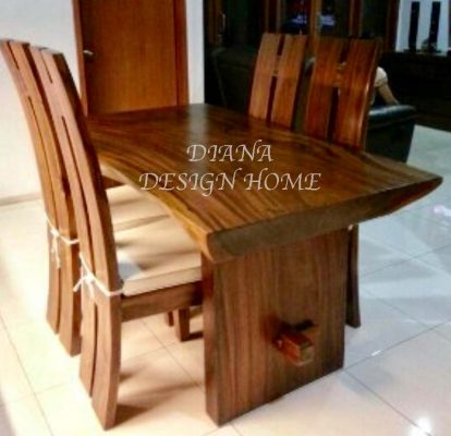Dining Table Kayu IWDT 15