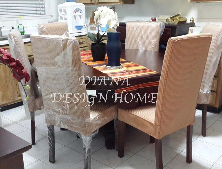 Dining Table Kayu IWDT 28